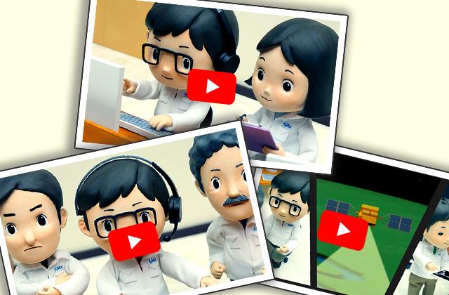 ショートアニメシリーズ『しきさいのこれから』