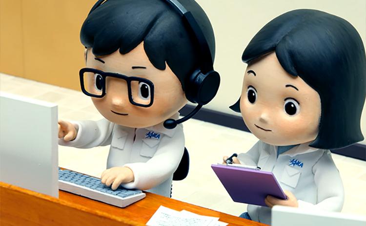ショートアニメシリーズ『しきさいのこれから』第2話 クリティカル運用期間篇