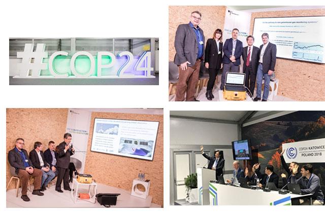 気候変動枠組条約第24回締約国会議(COP24)におけるサイドイベントの開催