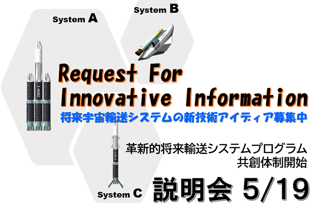 「革新的将来宇宙輸送プログラム共創体制in宇宙探査イノベーションハブ第7回研究提案募集」説明会