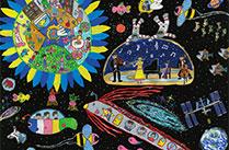 「宇宙の日」作文絵画コンテスト作品募集!