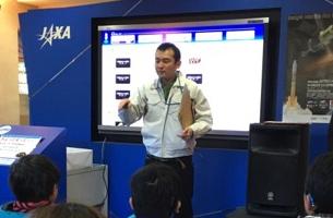 9月30日(土)筑波宇宙センター特別公開 手話案内ツアーを開催