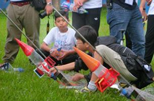 【募集】APRSAF-24水ロケット大会(AWRE)派遣日本代表募集