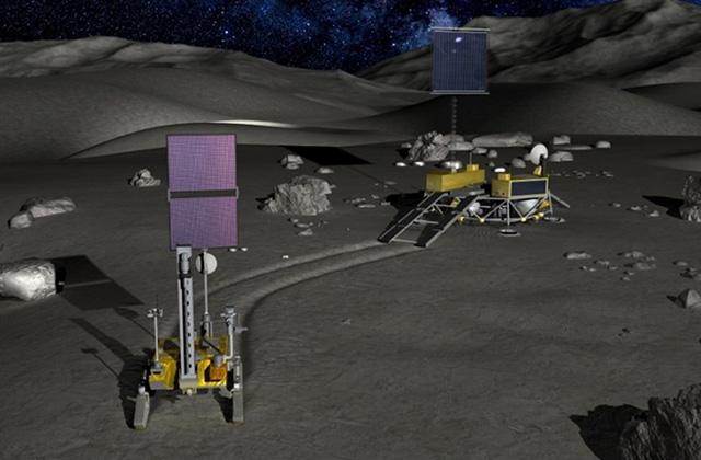 月極域探査に関するワークショップ