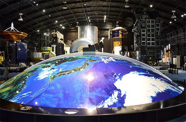 筑波宇宙センターで冬休みイベントを開催!