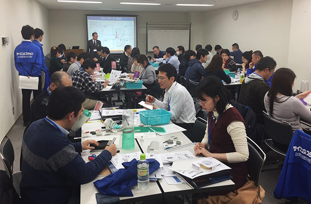 【YACセミナー】宇宙教育指導者セミナー(1/7 大阪会場)
