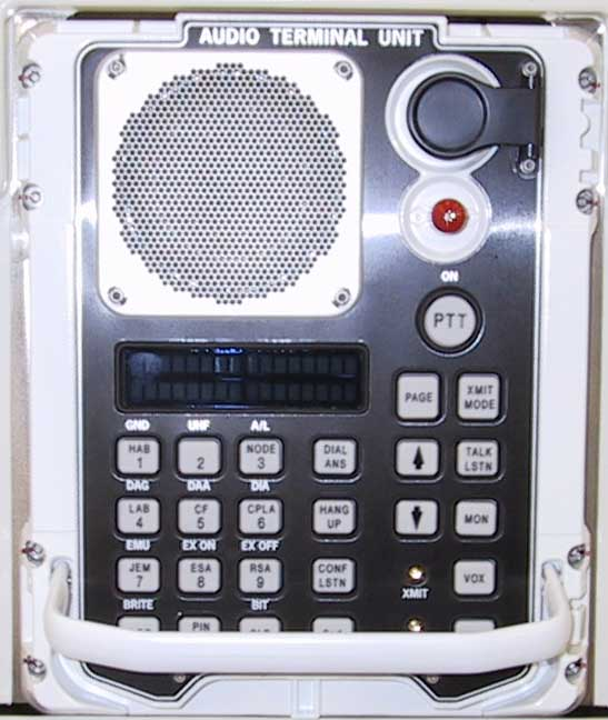音声端末装置(ATU)はどんな機能があるのですか?