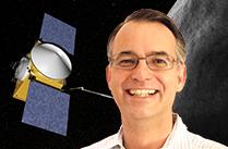 「はやぶさ2」とともに太陽系誕生の謎に迫る ダンテ・ローレッタ 小惑星探査機「オサイリス・レックス」主任研究員