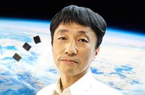 宇宙と人をつなぐ架け橋となるために 小型衛星放出ミッション 主任開発員 和田勝