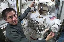 大西宇宙飛行士ISS長期滞在活動報告(Vol.17) ISSでの仕事を紹介