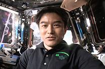 大西宇宙飛行士ISS長期滞在活動報告(Vol.26) ISSでの仕事を紹介