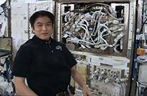 大西宇宙飛行士ISS長期滞在活動報告(Vol.31) 静電浮遊炉(ELF)の説明