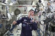 【油井宇宙飛行士ミッション報告会開催地募集】あなたの街に油井宇宙飛行士が やってくる!~亀の恩返し~