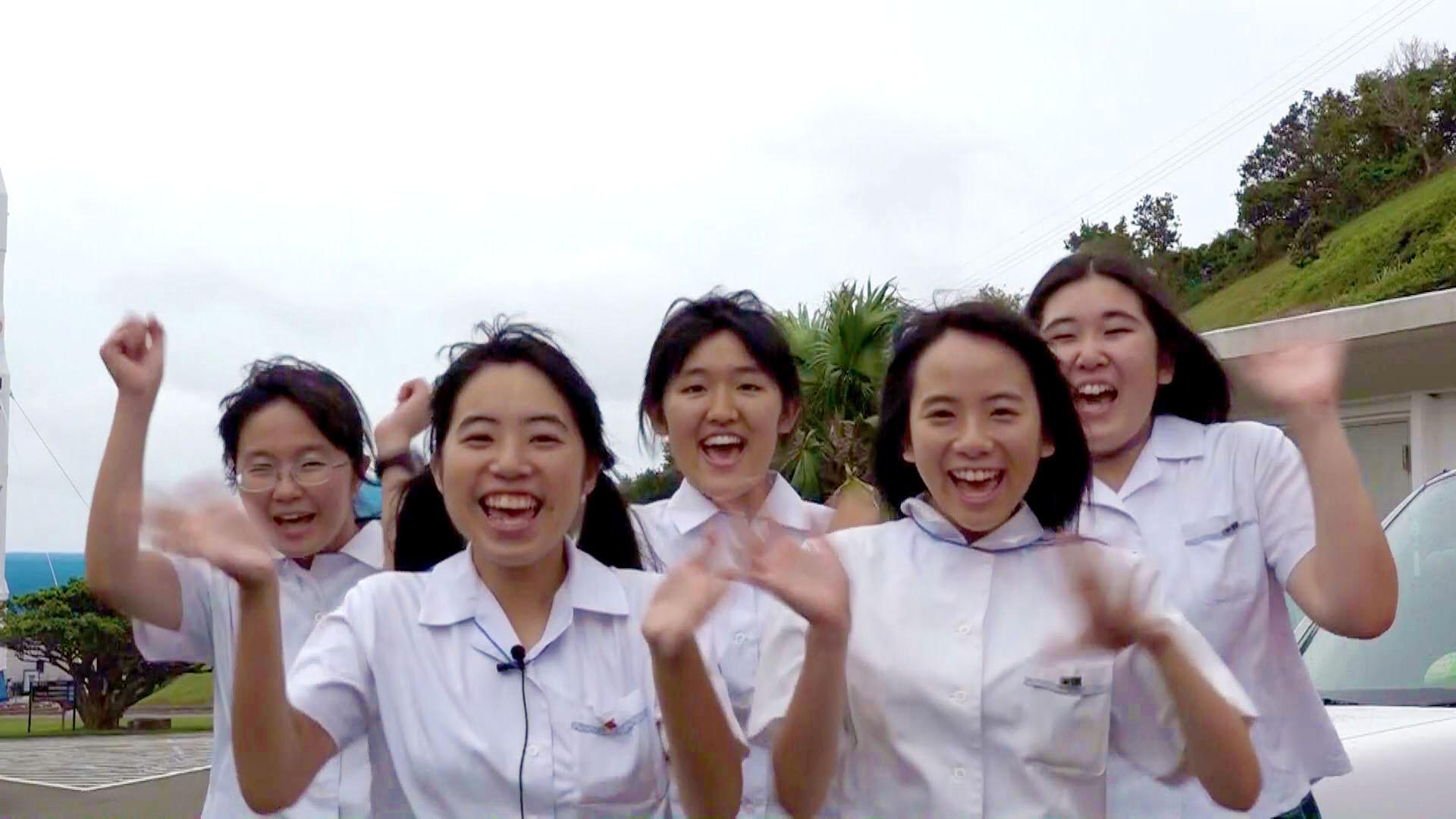 【宇宙教育テレビ】種子島高校放送部プレゼンツ1日宇宙記者「こうのとり」