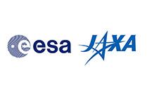 欧州宇宙機関(ESA)との共同記者会見