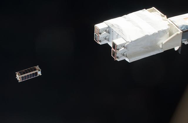 展開型エアロシェル実験超小型衛星(EGG)の大気圏突入に関する記者説明会
