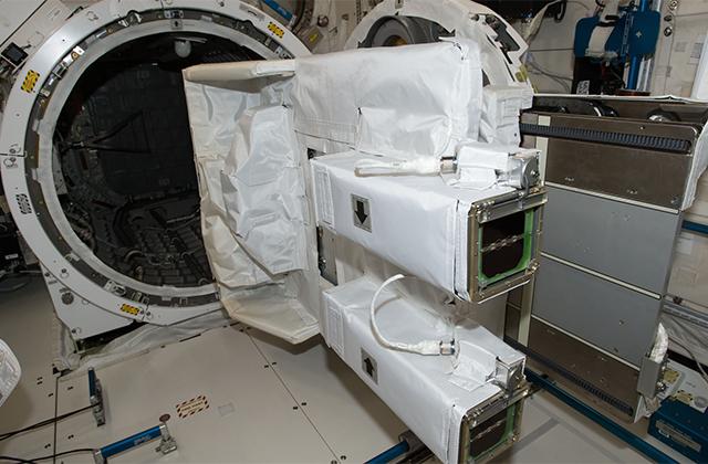 国際宇宙ステーション「きぼう」日本実験棟からの超小型衛星放出事業の事業者の企画提案募集 (「きぼう」利用初の民間開放)に関する記者説明会