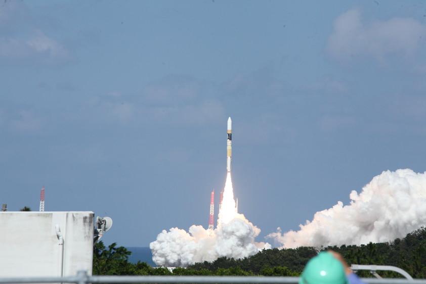 【第128回】 気象衛星「ひまわり8号」打ち上げレポート