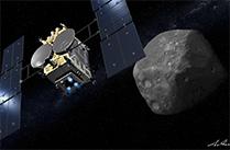 小惑星探査機「はやぶさ2」の記者説明会(17/12/14)