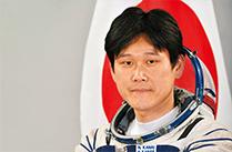 金井宣茂宇宙飛行士(ISS第54次/第55次長期滞在クルー)の記者会見