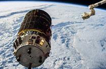 宇宙ステーション補給機「こうのとり」5号機の把持ライブ中継 (YouTube)