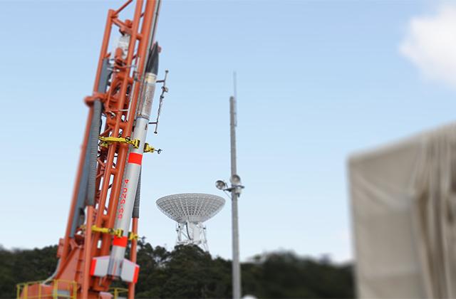 SS-520 5号機による超小型衛星打ち上げの実証実験
