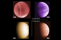 金星探査機「あかつき」試験観測中間報告に関する説明会