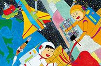 「宇宙の日作文・絵画コンテスト」に参加しよう!