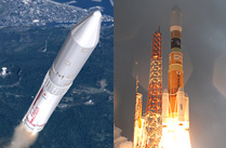 2つのロケット打ち上げライブ中継協力先を募集中!