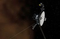 ボイジャー1号が太陽圏を脱出