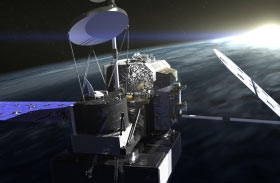 GPM主衛星打ち上げライブ中継
