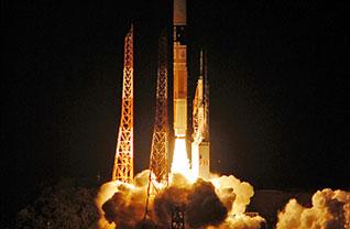 GPM主衛星、打ち上げ成功!
