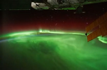 宇宙飛行士たちが見る星空