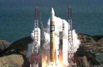 ひまわり8号、静止軌道へ投入