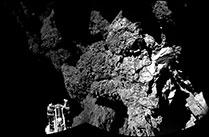ESAの彗星着陸機「フィラエ」がチュリュモフ・ゲラシメンコ彗星に着陸!