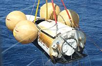 ESAの実験機「IXV」、大気圏再突入に成功