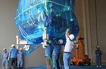 人工衛星の梱包・輸送のおはなし