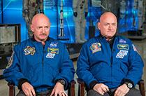 1年間の宇宙滞在と双子の宇宙飛行士の深い関係