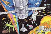 今年も始まるよ!「宇宙の日」作文絵画コンテスト
