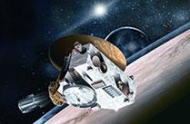 探査機「ニューホライズンズ」が冥王星に最接近!
