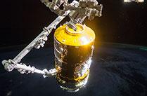 「こうのとり」5号機、9月29日にISSから分離・大気圏再突入へ