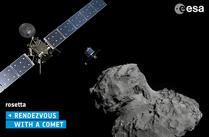 彗星探査機「ロゼッタ」の1年