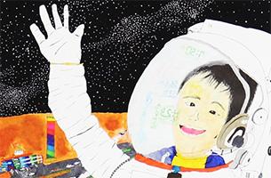 今年も始まるよ!「宇宙の日」作文絵画コンテスト 2016