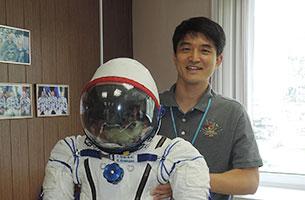 大西宇宙飛行士、宇宙へ~応援メッセージ募集開始!