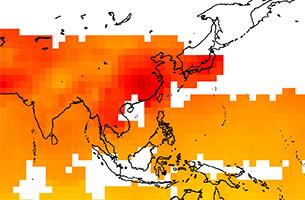 地球温暖化に挑む「いぶき」の最新レポート!