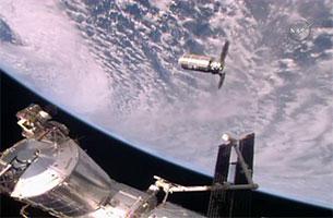 大西宇宙飛行士、シグナス補給船を日本人として初めてキャプチャ