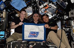 動画で振り返る大西宇宙飛行士のISS滞在100日