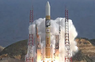 「ひまわり9号」/H-IIAロケット31号機 打ち上げ成功!