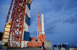 ERG/イプシロンロケット2号機打ち上げライブ中継は20日(火)19:40から