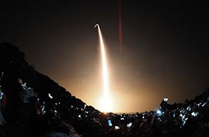 こうのとり6号機/H-IIBロケット6号機 打ち上げ写真集